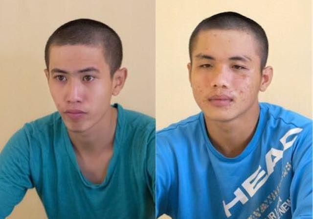 Cảnh sát bắt nhóm thanh niên chuyên cướp giật vùng ven nông thôn Ảnh 1