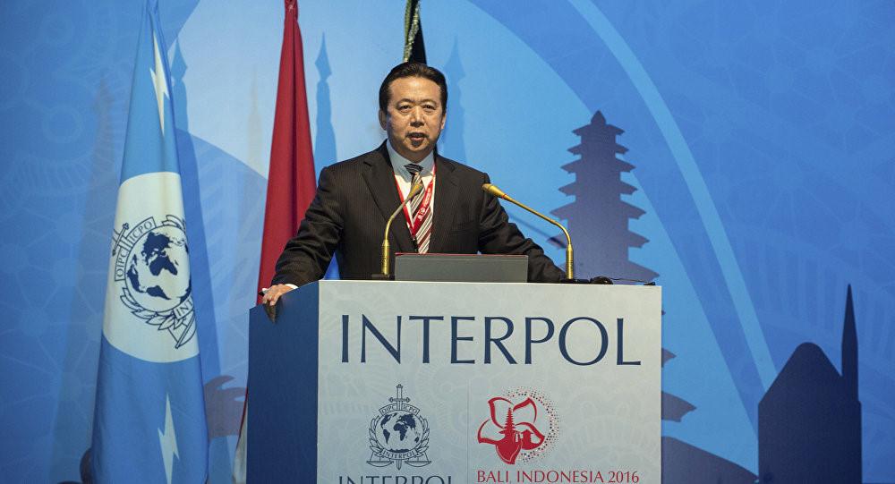 Cảnh sát Pháp điều tra vụ giám đốc Trung Quốc của Interpol mất tích Ảnh 1