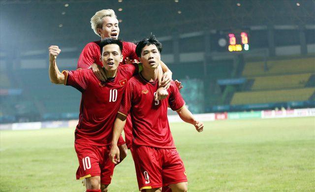 Đội tuyển Việt Nam vẫn sẽ dựa trên bộ khung Olympic tại AFF Cup 2018? Ảnh 1