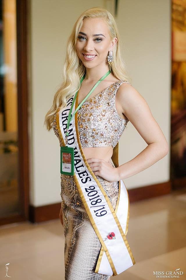 Dàn thí sinh 'đổ bộ' Myanmar dự thi Miss Grand International 2018 Ảnh 10
