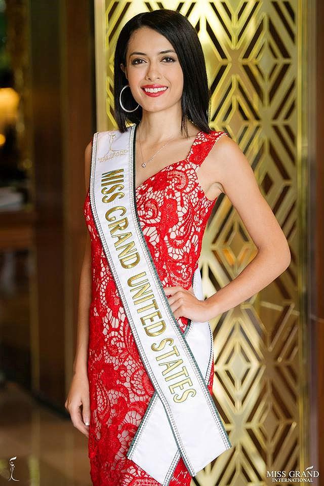Dàn thí sinh 'đổ bộ' Myanmar dự thi Miss Grand International 2018 Ảnh 5
