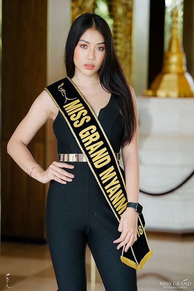 Dàn thí sinh 'đổ bộ' Myanmar dự thi Miss Grand International 2018 Ảnh 8