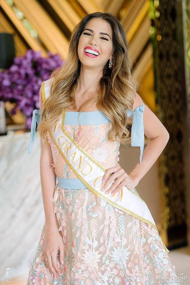 Dàn thí sinh 'đổ bộ' Myanmar dự thi Miss Grand International 2018 Ảnh 7