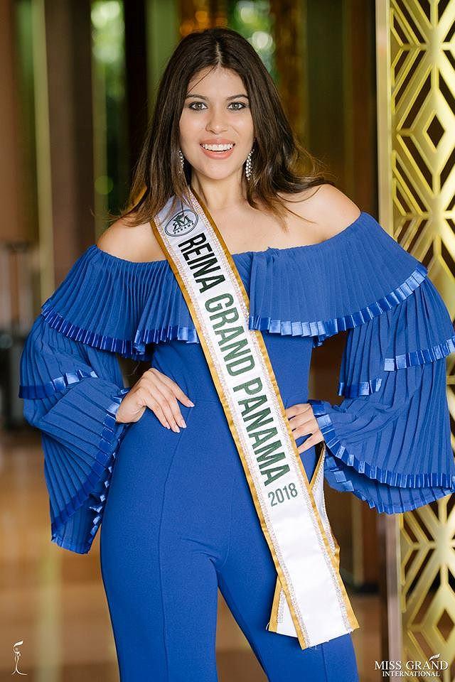 Dàn thí sinh 'đổ bộ' Myanmar dự thi Miss Grand International 2018 Ảnh 6