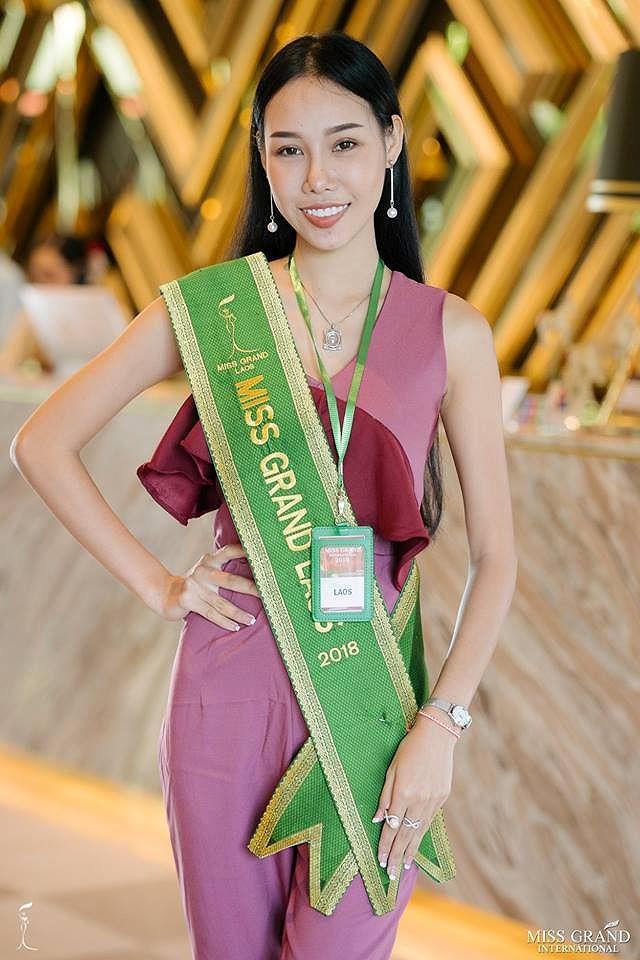 Dàn thí sinh 'đổ bộ' Myanmar dự thi Miss Grand International 2018 Ảnh 11