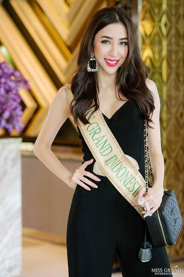 Dàn thí sinh 'đổ bộ' Myanmar dự thi Miss Grand International 2018 Ảnh 1