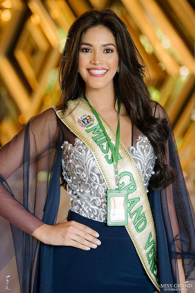 Dàn thí sinh 'đổ bộ' Myanmar dự thi Miss Grand International 2018 Ảnh 4