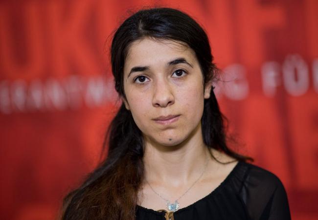 Nobel Hòa bình 2018 tôn vinh nỗ lực chống bạo lực tình dục trong chiến tranh Ảnh 1