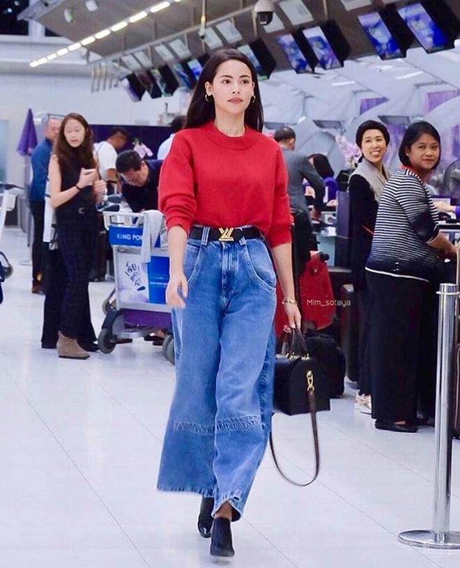 Yaya Urassaya được Vogue bình chọn là sao mặc đẹp nhất tại Louis Vuitton show Ảnh 17