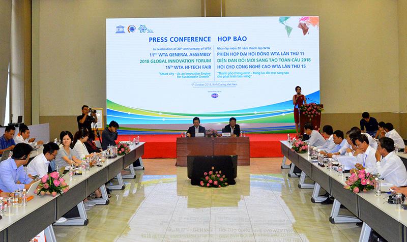 Hội nghị WTA mở ra nhiều cơ hội hợp tác cho tỉnh Bình Dương Ảnh 2