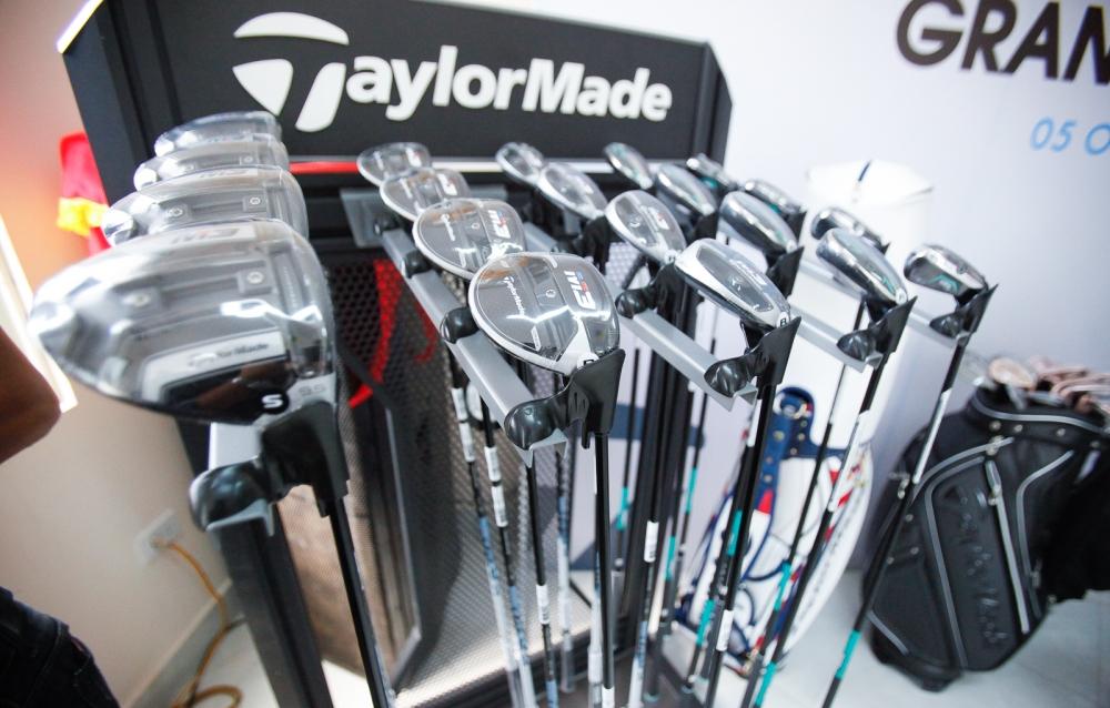 Gậy golf TaylorMade được phân phối độc quyền tại Việt Nam và Campuchia Ảnh 2