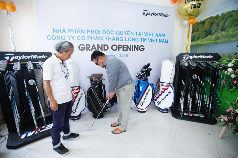Gậy golf TaylorMade được phân phối độc quyền tại Việt Nam và Campuchia Ảnh 5