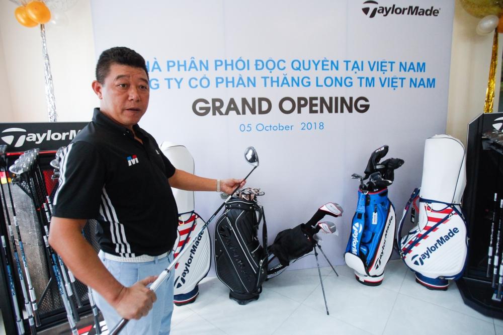 Gậy golf TaylorMade được phân phối độc quyền tại Việt Nam và Campuchia Ảnh 4