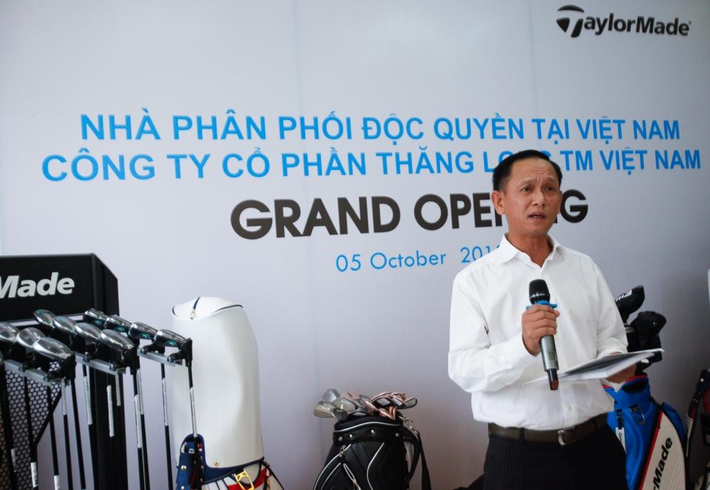 Gậy golf TaylorMade được phân phối độc quyền tại Việt Nam và Campuchia Ảnh 1