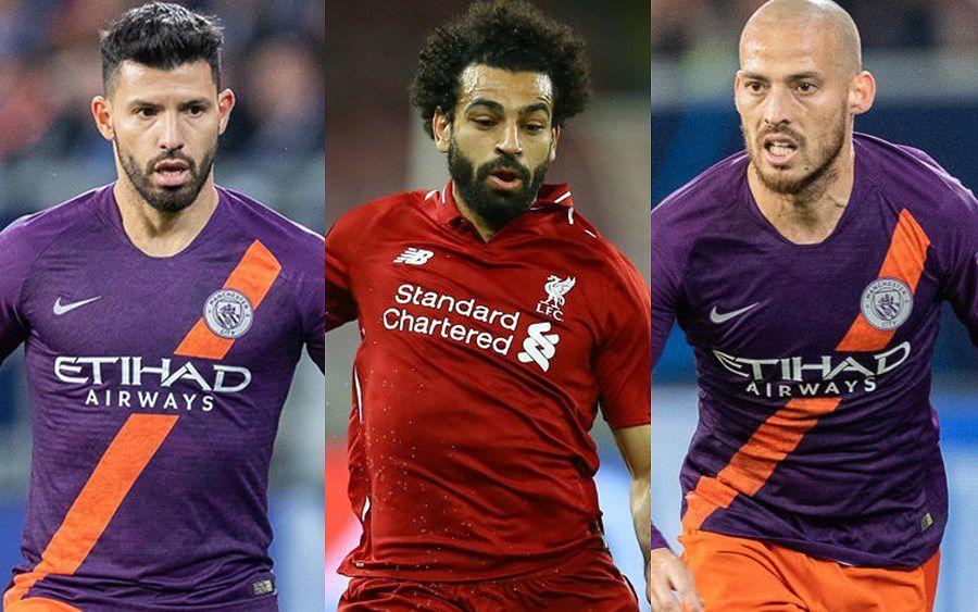 Đội hình 'siêu mạnh' kết hợp giữa Liverpool với Man City Ảnh 1