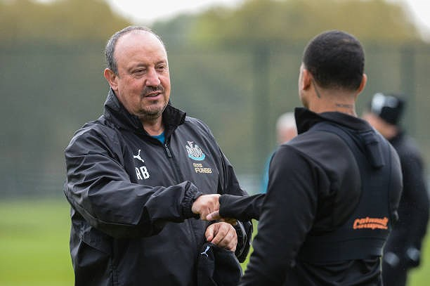 Cập nhật Man United vs Newcastle: HLV Benitez không ngán Old Trafford Ảnh 4