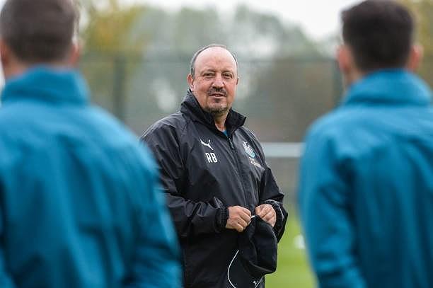 Cập nhật Man United vs Newcastle: HLV Benitez không ngán Old Trafford Ảnh 6