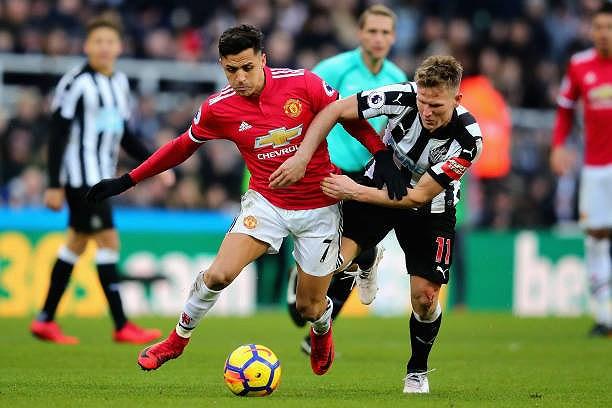 Cập nhật Man United vs Newcastle: HLV Benitez không ngán Old Trafford Ảnh 7