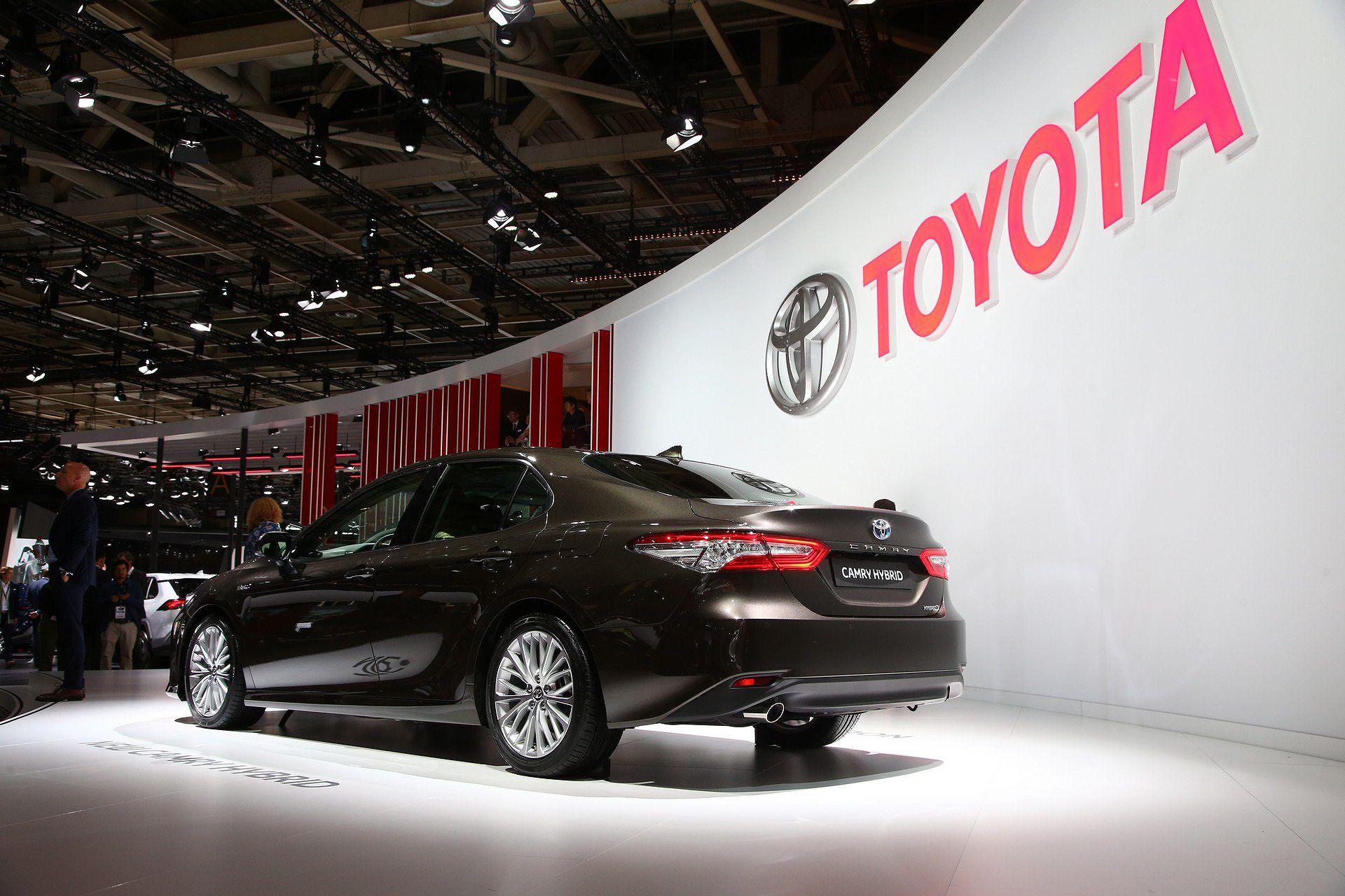 Toyota Camry Hybrid trở lại châu Âu sau 14 năm vắng bóng Ảnh 3