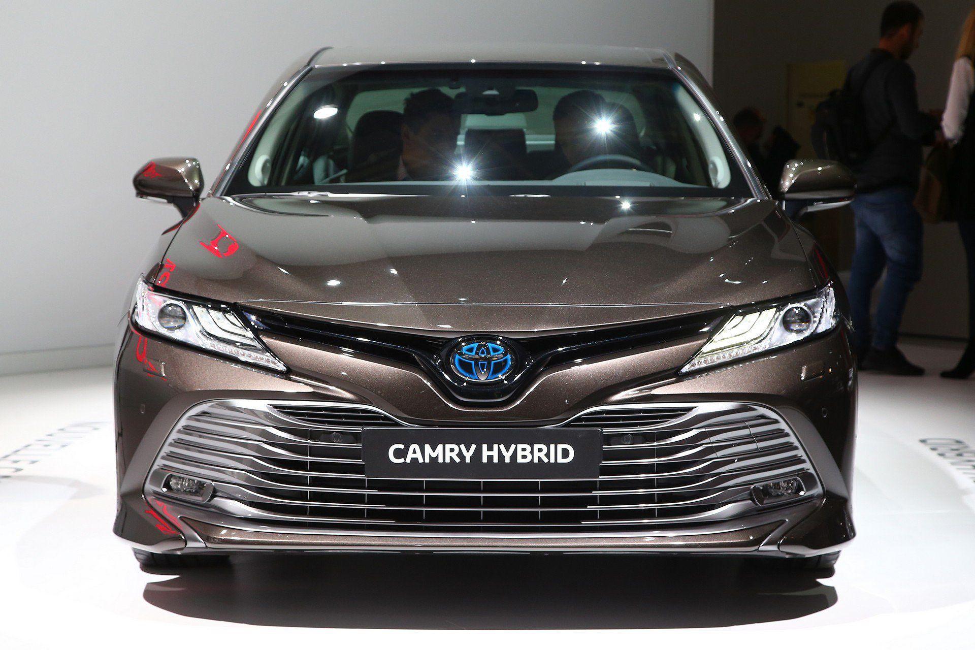 Toyota Camry Hybrid trở lại châu Âu sau 14 năm vắng bóng Ảnh 2
