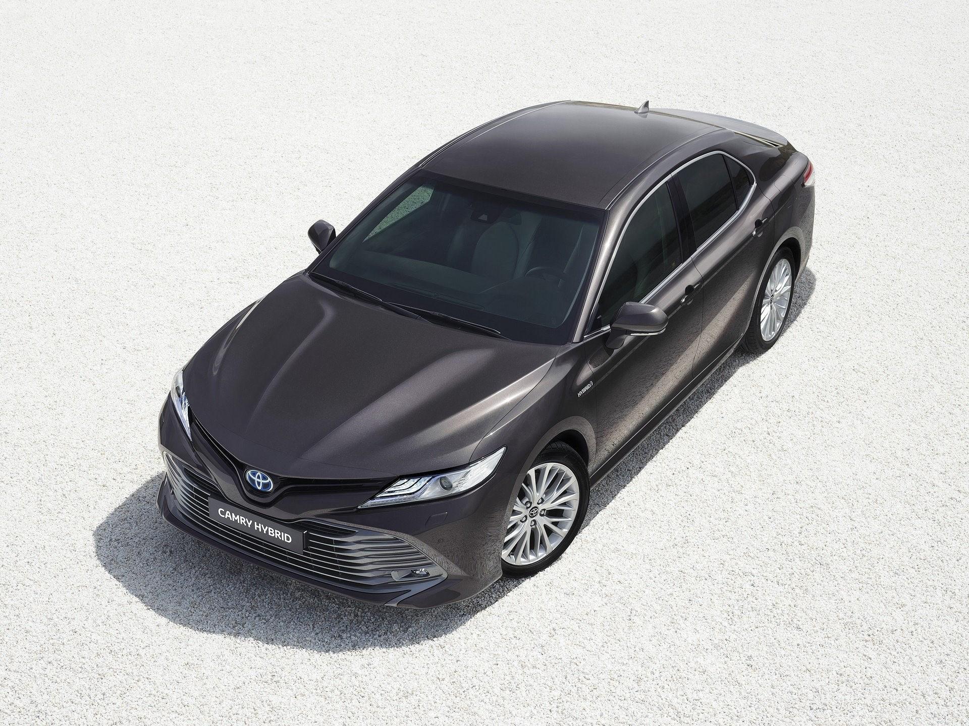 Toyota Camry Hybrid trở lại châu Âu sau 14 năm vắng bóng Ảnh 1