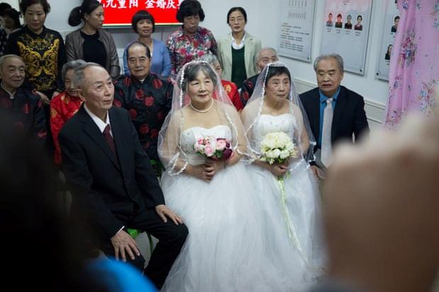 Mốt chụp ảnh cưới xa hoa và giấc mơ của các cặp đôi Trung Quốc Ảnh 10