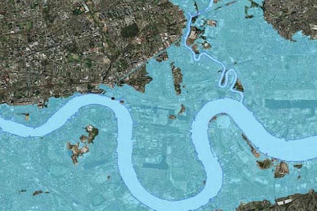 London, Bangkok có thể bị ngập chìm trong nước biển Ảnh 2