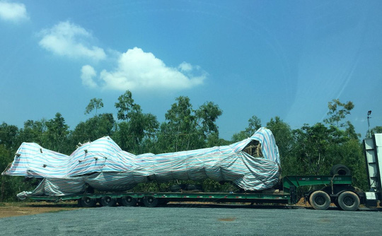 Bắt cây 'quái thú' lọt nhiều trạm CSGT miền Trung Ảnh 3