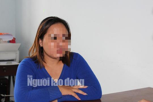 Sợ chồng la mắng vì 'nướng' tiền vào cờ bạc, vợ hoang báo cướp Ảnh 1