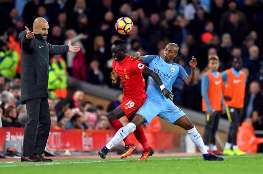 Liverpool - Man City: Chờ tiệc bàn thắng Ảnh 1
