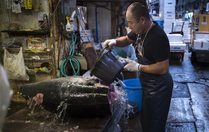 'Nhà bếp của Nhật Bản' đóng cửa Ảnh 7