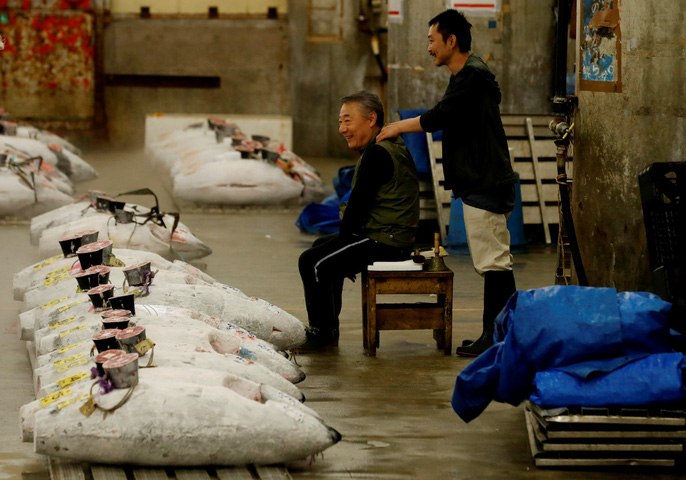 'Nhà bếp của Nhật Bản' đóng cửa Ảnh 2