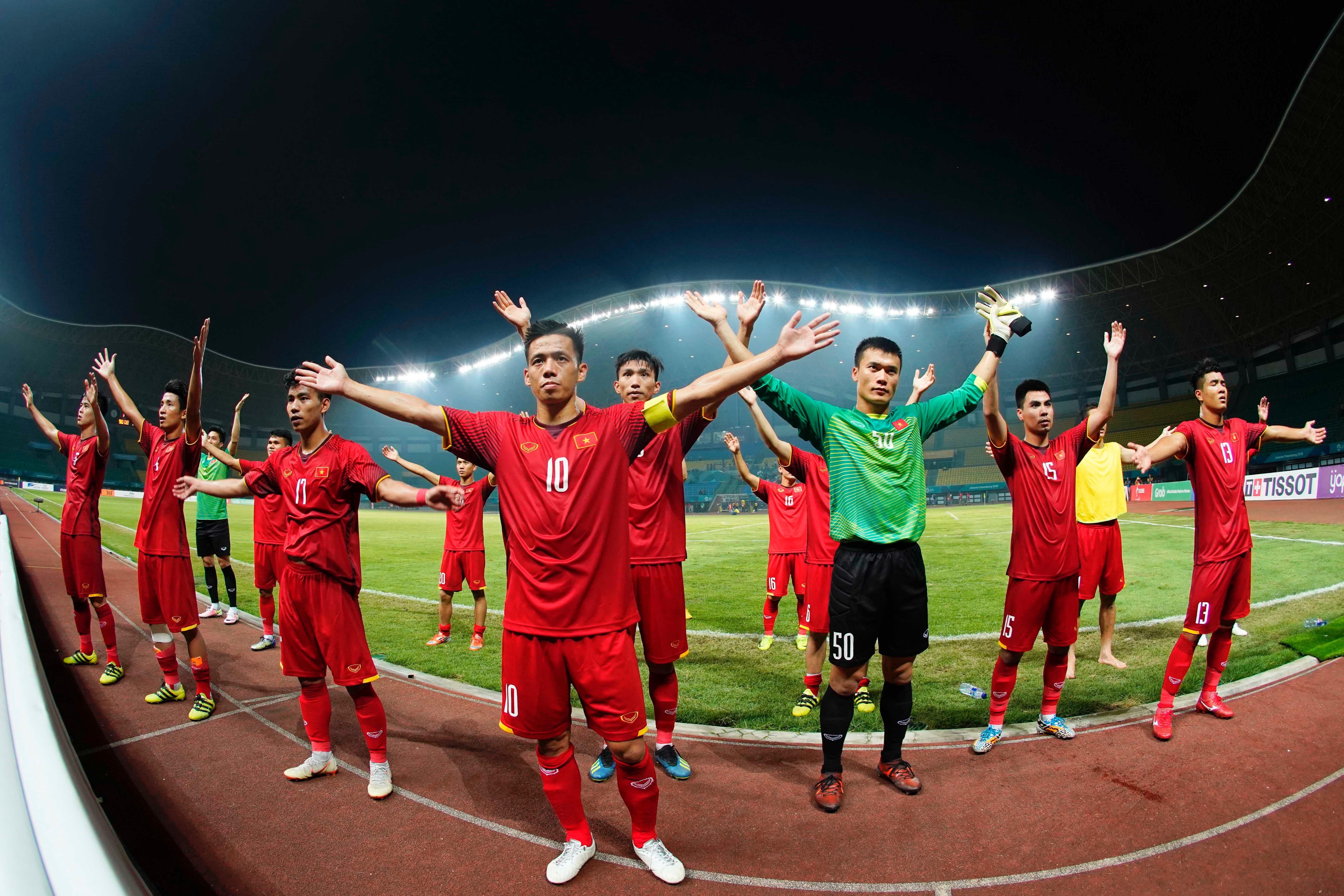 Quang Hải: 'Vô địch AFF Cup 2018 là mong mỏi của phần lớn người Việt Nam' Ảnh 2