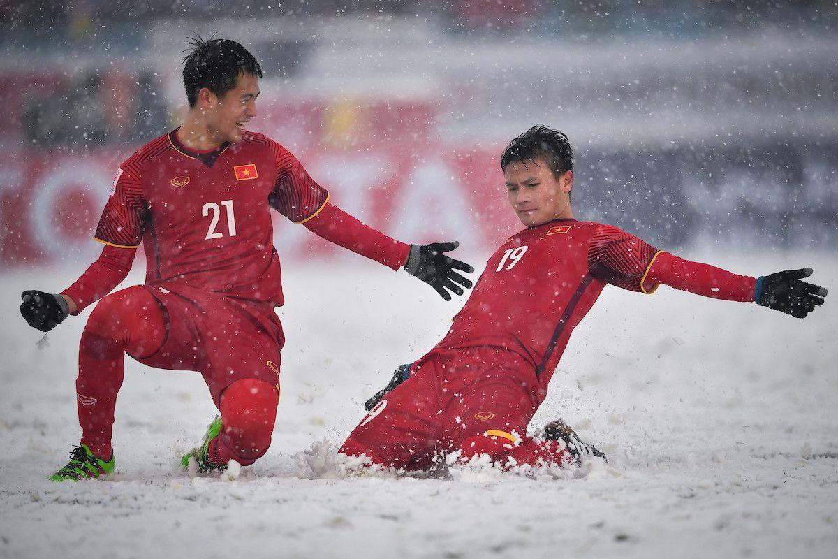 Quang Hải: 'Vô địch AFF Cup 2018 là mong mỏi của phần lớn người Việt Nam' Ảnh 1