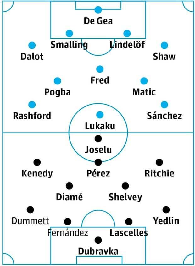 Trực tiếp MU vs Newcastle: Cứu ghế Mourinho Ảnh 2