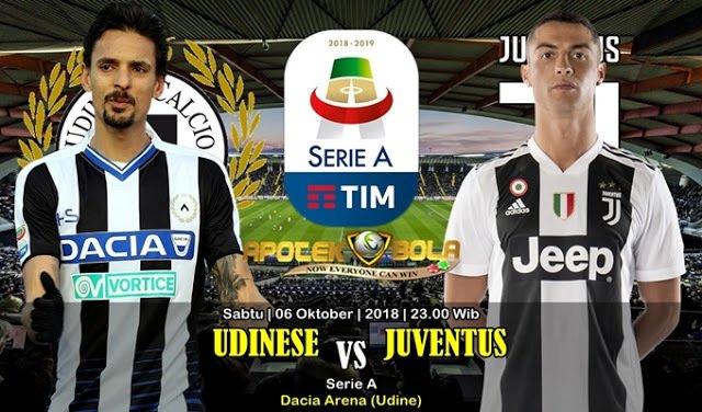 Trực tiếp Udinese vs Juventus: Tâm điểm Ronaldo Ảnh 1