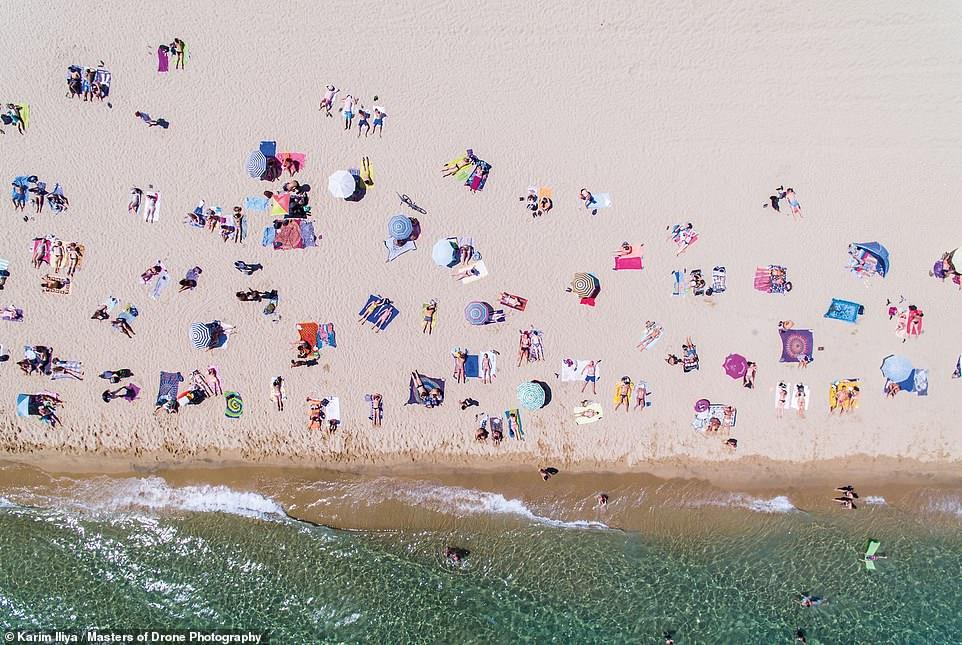 Ngắm loạt ảnh tuyệt đẹp được chụp từ camera bay Ảnh 8