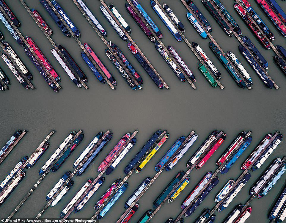 Ngắm loạt ảnh tuyệt đẹp được chụp từ camera bay Ảnh 14