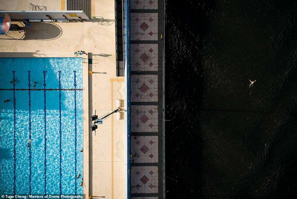 Ngắm loạt ảnh tuyệt đẹp được chụp từ camera bay Ảnh 9