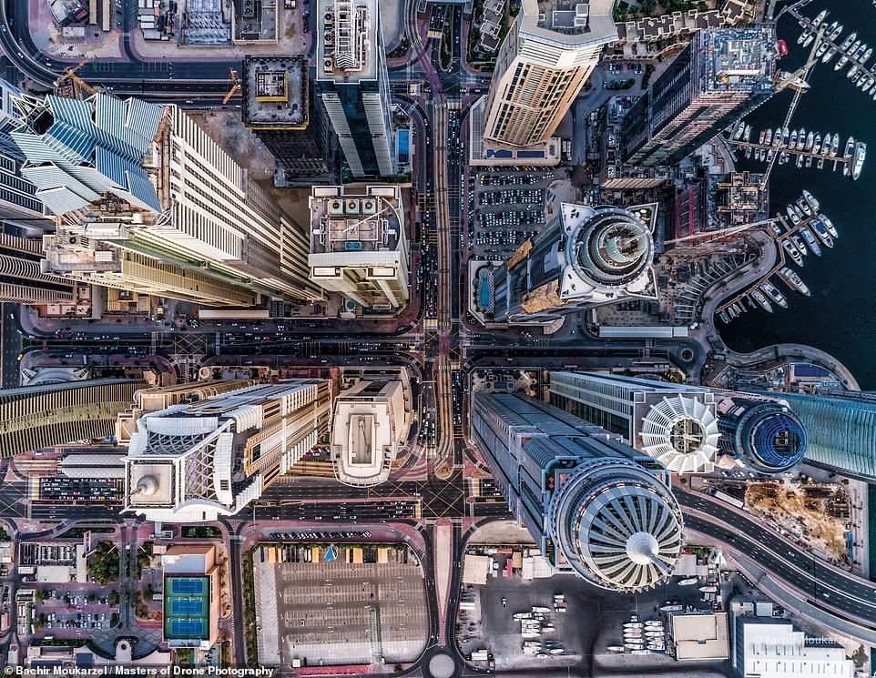 Ngắm loạt ảnh tuyệt đẹp được chụp từ camera bay Ảnh 3