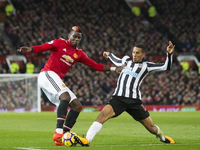 Man United - Newcastle : Rashford thay Lukaku lĩnh xướng hàng công, cứu Mourinho? Ảnh 7