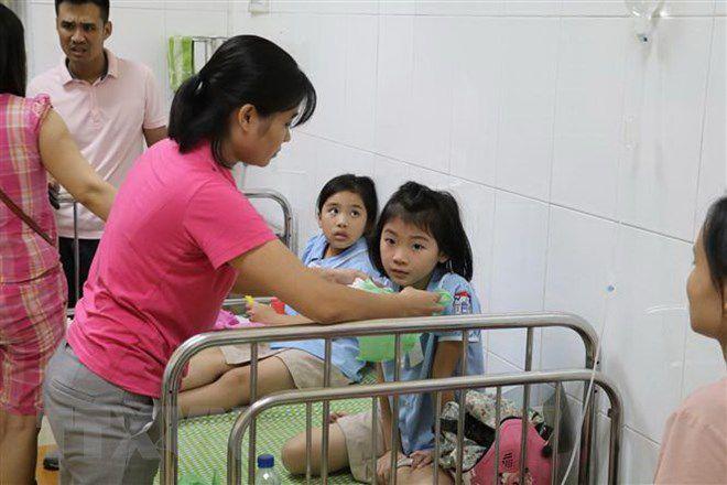 Ninh Bình: 347 học sinh nghi ngộ độc thực phẩm đã được xuất viện Ảnh 1