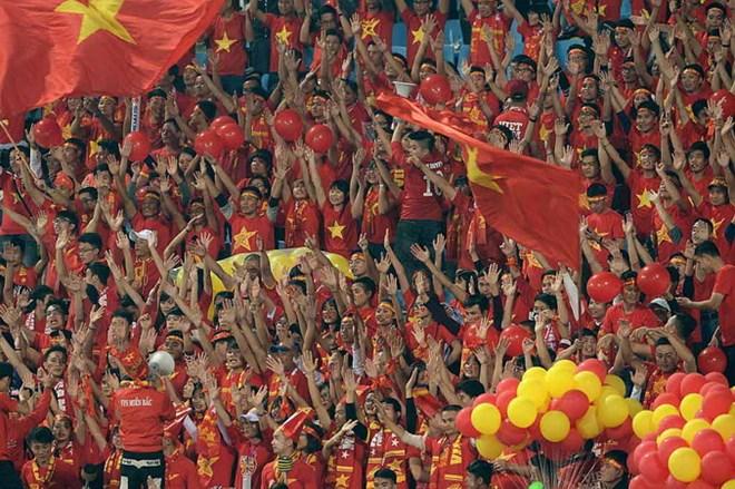 AFF Cup: Người hâm mộ được xem các trận đấu trên mọi phương tiện Ảnh 1