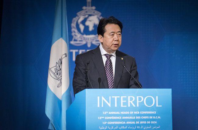 Interpol đề nghị Trung Quốc cung cấp thông tin về Chủ tịch Mạnh Hoành Vĩ Ảnh 1