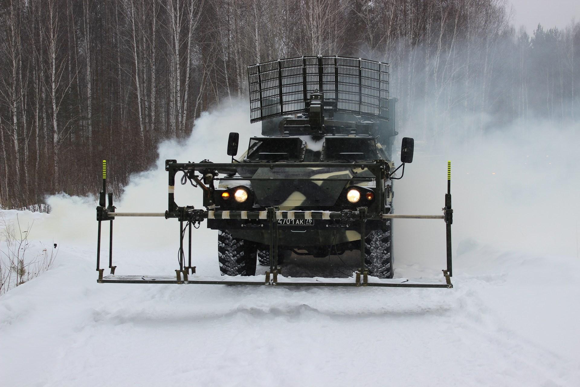 Nga khiến kẻ thù 'tắt điện' với loại vũ khí ghê gớm này Ảnh 3