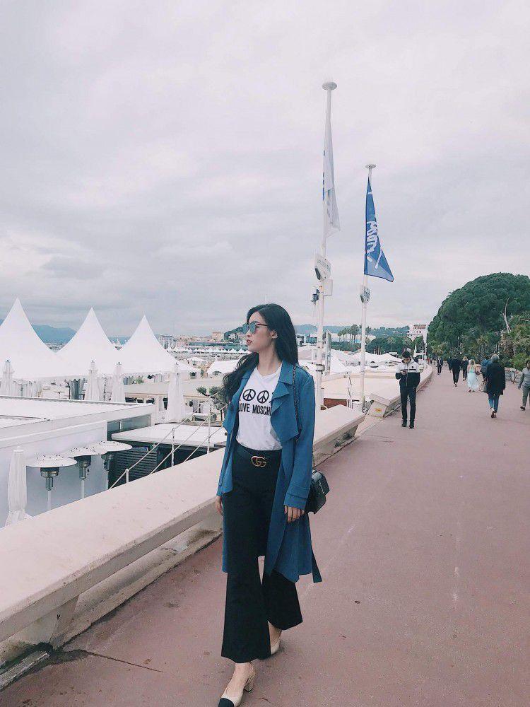 Hoa hậu Mỹ Linh nổi tiếng tiết kiệm ngày nào giờ đã có một bộ sưu tập túi hiệu rồi đây Ảnh 12