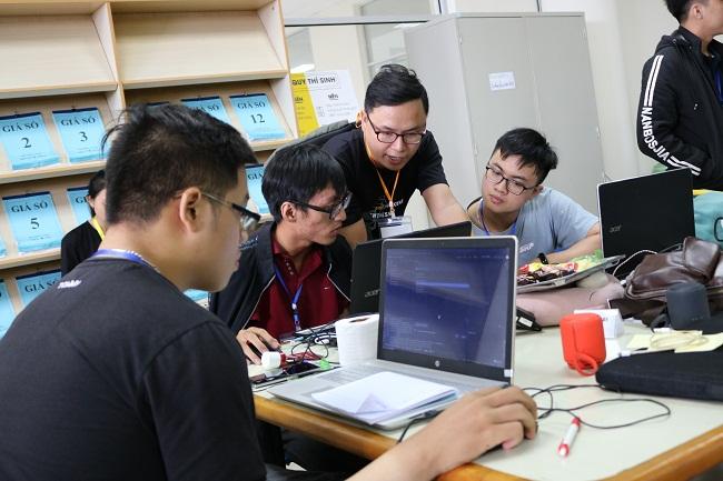 Đà Nẵng: Hơn 1.000 người tham dự cuộc thi IdeaHunter 2018 Ảnh 2
