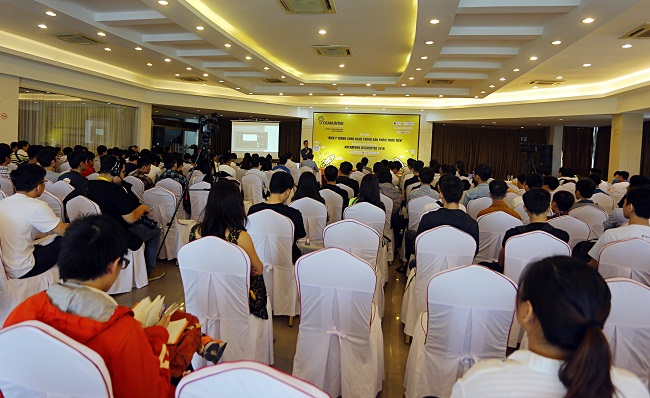 Đà Nẵng: Hơn 1.000 người tham dự cuộc thi IdeaHunter 2018 Ảnh 1