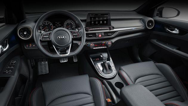 Sedan Kia Cerato GT ra mắt tại Hàn Quốc, mạnh tới 204 mã lực Ảnh 4