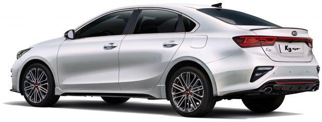 Sedan Kia Cerato GT ra mắt tại Hàn Quốc, mạnh tới 204 mã lực Ảnh 3